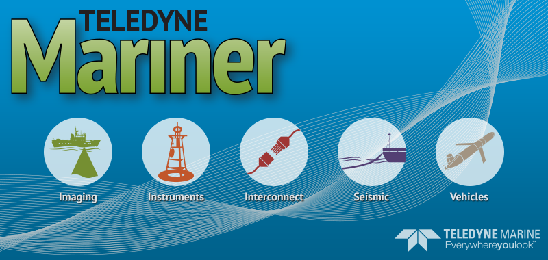 Marine Technology Products and Solutions - Teledyne Marine